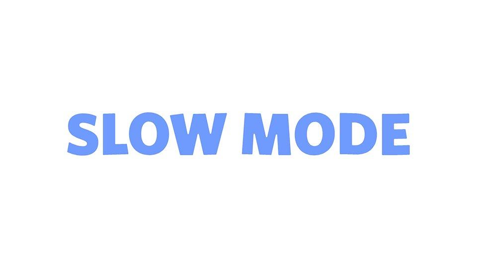 Discord Slowmode