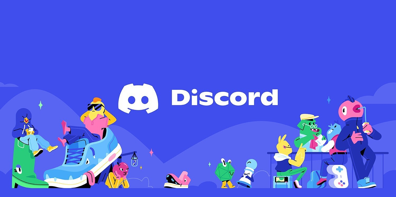 new discord brand look